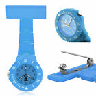 Nurse Watch Coloured Waterproof Plastic Brooch Tunic Fob Watch With Free Battery <br/> ◆Nurse Watch◆Top Quality◆Battery Included◆Brand New◆
