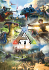 Ark Survival Evolved Posters Boys Girls Wall Art Game Poster A4 / A3 size 200gsm