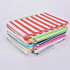 Candy Stripe Paper Bags Sweet Favour Buffet Shop Party Sweets Cake Wedding JDUK