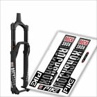 2018 PIKE fork Stickers Rock Shox front fork Decals For bike bicycle cycle race