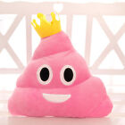 "13"" Poop Poo Family Emoji Emoticon Pillow Stuffed Plush Soft Cushion Doll Toy"