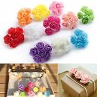 Event Flowers Party Wedding Home Headwear Hat Birthday Decor Colorful Artificial