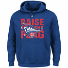 2016 World Series Chicago Cubs National League Champs Locker Room Hoodie!  New!!