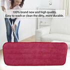 Practical Household Dust Cleaning Reusable Microfiber Pad For Spray Mop NF