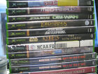 Over 130 Original Xbox Games - Huge Variation - You Pick Drop Down - All Tested!