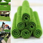 Внешний вид - Artificial Faux Garden Turf Grass Lawn Moss Miniature Craft Dollhouse Decor