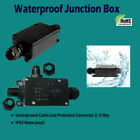 Outdoor Waterproof IP65 Cable Connector Junction 2way/3way Boxes 240V UK Lights