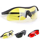 Multifunctional Laser Eye Protection Safety Glasses Goggles Wrap-around Lens