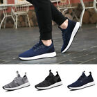 Men's Breathable Sports Shoes Athletic Running Trainers Casual Sneakers wellmade