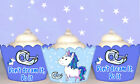 Funny Rainbow Horse Pony Unicorn Party Wraps Cupcake Cases Wrappers Cup Cake