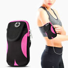 Sports Gym Armband Arm Jogging Holder Plus Large Size Cell Phone Bag Pouch Case