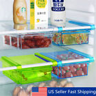 XL Mind to Kitchen Fridge Space Freezer Organizer Saver Storage Rack Shelf Holder