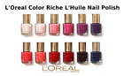 L'Oreal Color Riche L'Huile Nail Polish
