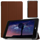 For LG G Pad X2 8.0 Plus / Sprint F2 8.0 LK460 Flip Smart PU Leather Stand Case