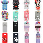 3D Cartoon Soft Silicone Back Case Cover For Samsung Note 8 S8Plus J3 J5 J7 2017