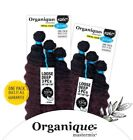 LOOSE DEEP 3PCS - SHAKE-N-GO SYNTHETIC MASTERMIX ORGANIQUE WEAVE EXTENSION
