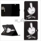 samsung galaxy tab 10.1 for sale - Cool hot sale middle finger Stand Leather Cover house case for various tablet