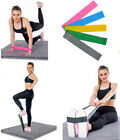 3PC Resistance Band Loop Yoga Pilates Home GYM Fitness Exercise Workout Training image