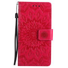 Magnetic Leather Wallet Flip Pattern Case Cover For Huawei Mobile Phone Holster