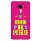 Horn OK Please HARD Protector Case Snap On Slim Phone Cover Accessory