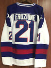Mike Eruzione 21 1980 Miracle On Ice Hockey Jersey Movie ALL Stitched S XXXL