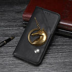 3D Unicorn Wallet Flip Leather Card Stand Case Cover For Ulefone