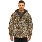 MENS INSULATED/ WATERPROOF MOSSY OAK CAMOUFLAGE TANKER JACKET- HUNTING- CAMPING Coats & Jackets - 26346