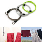 100cm x 2mm MTB Cycling Bicycle Steel Wire Double End Loop Cable U-Lock Safety