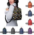 NFL Football Womens Printed Collection Mini Backpack $29.99 USD on eBay