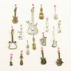 pipa pig - 10pcs Musical Instrument Guitar Pipa Charms Pendant DIY Craft Jewelry Findings