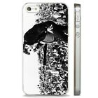 elvis presley on stage CLEAR PHONE CASE COVER fits iPHONE 5 6 7 8 X