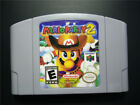 Card N64 Game Super Mario Party 1 2 3 Kart 64 For Nintendo Video Game US