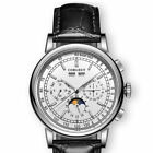 42mm debert white dial date day Moon Phase multifunction automatic mens Watch 98