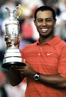 TIGER WOODS 01 (GOLF 2006 CLARET JUG) MUGS AND PHOTO PRINTS