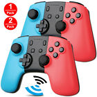 Wireless Bluetooth Game Controller Remote Gamepad Joystick For Nintendo Switch
