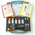 Kockney Koi Multi Test Kit Ph,Nitrite,Nitrate,Ammonia Refill Kits Koi Pond