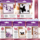 Die'sire Mixed Media Card Fabric Metal Die Sets Crafter's Companion