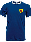 Scotland Scottish Football Shirt TShirt Retro 1978 World Cup Old Style Iconic