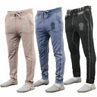 mens bottoms Soul Star burnout trousers pants jogging running fleece winter new