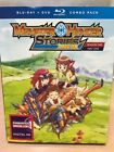 Monster Hunter Stories: Ride On - Ssn 1 - Pt 1 (DVD/Blu-ray 2018) Anime Lot New