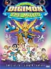 DIGIMON: THE MOVIE (DVD, 2001) - NEW DVD RARE OOP