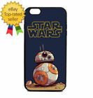 Phone Case Star Wars BB-8 7 Cover Galaxy S 7 S8 Note Edge iPhone 4 5 C 6 7 + $14.9 USD
