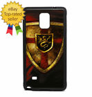 King Arthur Shield Phone Case Galaxy S Note Edge iPhone 5 6 7 8 9 X +