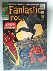 Fantastic Four #52, 1st  App of Black Panther, July 1966, Silver Age, Beautiful