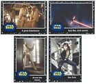 2015 Topps Star Wars Journey to The Force Awakens Black Starfield You Pick $1.5 USD on eBay