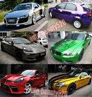 "24"" x 60"" Hot Car Glossy Chrome Mirror Vinyl Sheet Wrap Sticker Film Air Free HD"