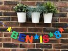 Personalised 8th 9th 10th 13th 15th 16th 18th 21st 1st BIRTHDAY PARTY BANNER