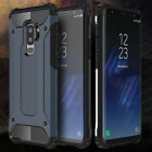 HOT For Samsung Galaxy S8 S9+/ Note 4 5 8 Hybrid Rugged Armor Shockproof Case