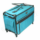 "Tutto Tote on Wheels 2X, 28"" - Choose from 4 Colors - Sewing Machine Case Bag"