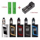 NEW SMOK Alien 220w Kit Mod TFV8 Tank Baby Beast with 2x 18650 Batteries Charger